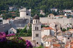 Dubrovnik, Croatia (ColinJC) Tags: old city church wall town basilica croatia monk thomson dubrovnik majesty monastry thomsonmajesty
