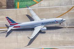American Airlines B737-800_AH3V8273 (RJJPhotography) Tags: california losangeles lax americanairlines losangelesinternationalairport b737800 klax n956nn