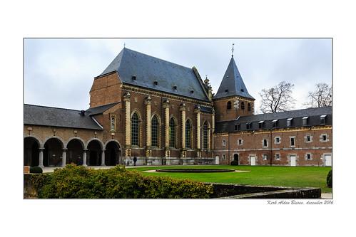 Church AldenBiesen, Bilzen - Belgium