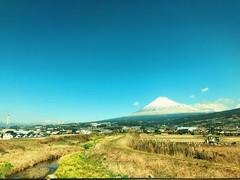 Mt. Fuji, March 2016