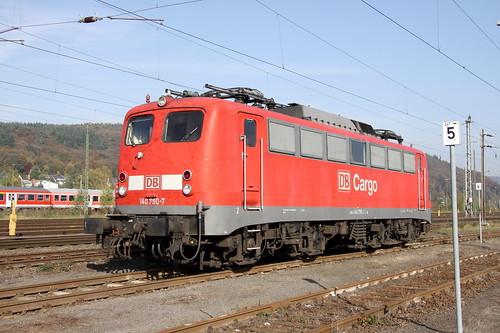 DB Schenker 140 790-7 Trier-Ehrang Rbf