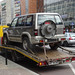 Mercedes-Benz 410D with an Isuzu Trooper 3.0D