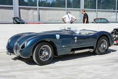 1953 Jaguar C-Type Ecurie Ecosse (aguswiss1) Tags: 1953jaguarctypeecurieecosse 1953 jaguar ctype ecurie ecosse racecar sportscar supercar classiccar car auto racer cruiser roadster cabrio cabriolet sypder