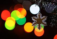 Macro Mondays - Holiday Bokeh (nagyistvan8) Tags: nagyistván túrkeve magyarország magyar hungary nagyistvan8 macro macromondays mondays hmm színek colors fehér fekete sárga piros barna narancs rózsaszín szürke zöld black white green grey orange pink red yellow brown háttérkép background bokeh bokehlicious ngc hópihe snowflake tárgy object fenyő pine háttérfény ellenfény backlight backlit karácsony christmas dísz decoration holidaybokeh 2016 nikon