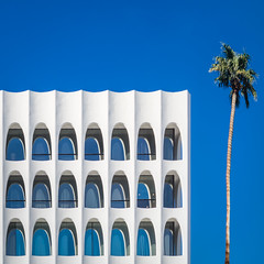 Perpetual Savings (Chimay Bleue) Tags: edward durell stone eds arches new formalism architecture design modernism modernist concrete building los angeles la
