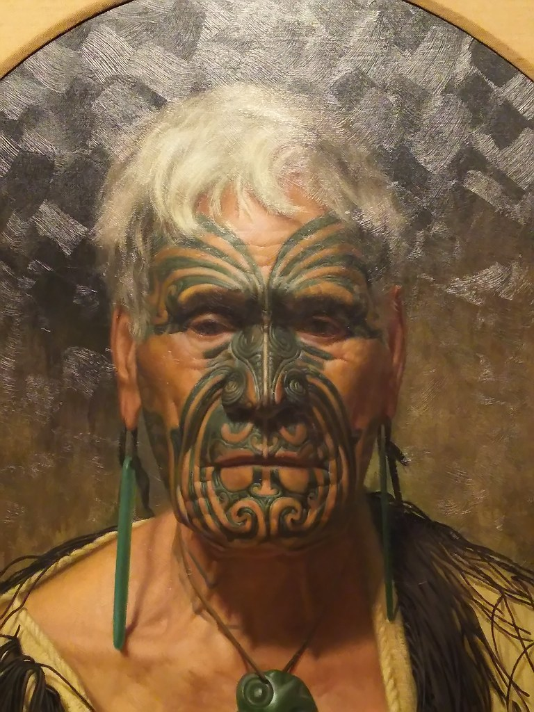 The World's Best Photos Of Maori And Tattoo