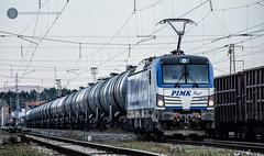 Kalina in Mezdra (BackOnTrack Studios) Tags: siemens vectron 192 962 electric locomotive medium power bulgaria mezdra freight train cargo bulgarian railways kalina pimk rail