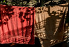 Drying out in the warmth of Baja (Poupetta) Tags: towels laundry baja light shadows