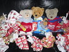 Nice! Did you keep the receipts? (pefkosmad) Tags: tedricstudmuffin ted nobbynomates nobby gingernutt ginger teddy bear cute cuddly stuffed toy animal soft plush fluffy christmas christmasday presents gifts giftwrap wrappingpaper mess paper jumper sweater onesie shorts teeshirt tshirt