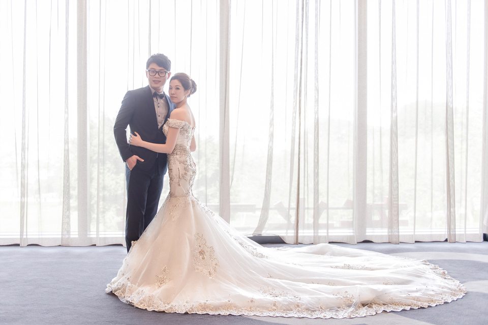 台南婚攝 晶英酒店 婚禮紀錄 C & Y 075