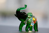 Glas elefant (Lajla Stausholm) Tags: glas elefant