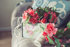 Crafting (Andrezza Haddaway) Tags: crafting myetsyshop sweettweetcrownshop flowercrown handmade headpiece hairaccessory