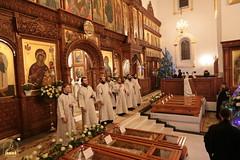 087. Nativity of the Lord at Lavra / Рождество Христово в Лавре 07.01.2017
