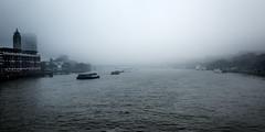 A Foggy Start (Sean Batten) Tags: fog thames london england unitedkingdom gb river water ricohgr blackfriarsbridge city urban oxo weather