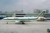 I-BUSG Airbus A.300B4-203 Alitalia (pslg05896) Tags: ibusg airbus a300 alitalia fra eddf frankfurt rheinmain