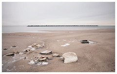 Strand (derkleinebiber) Tags: sea baltic balticsea ostsee meer seascape seaside rocks steine koserow strand beach landscape landscapes canon