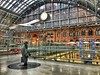 St. Pancras Train Station (iPhone6S) (280K+ Views | @Tony_Hodson) Tags: london station stpancras iphone iphoneography iphonography snapseed edit editing hdr photoshoot travel traveller wanderlust explore camera iconic