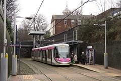 Bilston Central (DaveAFlett) Tags: westmidlandsmetro tram streetcar strassenbahn