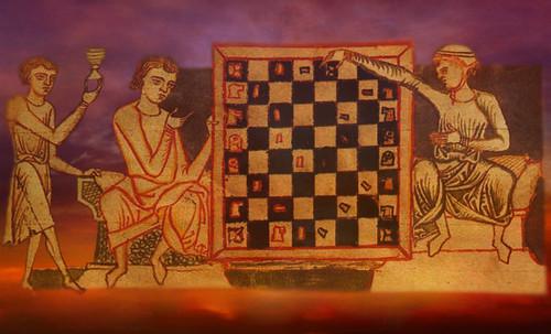"""Ash-shatranj - Acedrex Iconografía de la convergencia de cosmovisiones en el al-Ándalus • <a style=""""font-size:0.8em;"""" href=""""http://www.flickr.com/photos/30735181@N00/32522236925/"""" target=""""_blank"""">View on Flickr</a>"""
