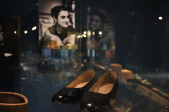 Shoes worn by Indira Gandhi