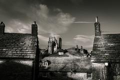 Corfe Castle (Simon Cresdee [www.simoncresdeephotography.com]) Tags: nikon d810 2470mm corfecastle dorset