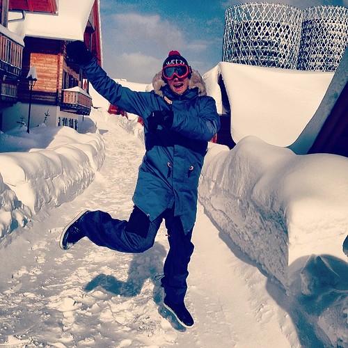 #weezy #caylerandsons cayler&sons #elvine #snowpic  #katschberg #landal #snowchaos #snowalert #bestview #picoftheday #instagood  #analogsnowboarding #analog #snowkiller #airjump