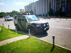 Land rover Discovery 3 camouflage (Kachev Nikolay) Tags: lg camo smartphone camouflage g3 landrover lgg3