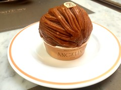 Mont Blanc from Angelina In Capitol Galleria (Rachel Toh) Tags: food dessert sweet angelina montblanc