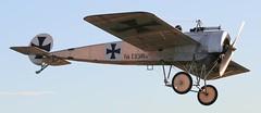 Fokker E.III Eindecker (CanvasWings) Tags: vintage fighter 1915 fokker eiii tavas eindecker fokkereiii tavasww1