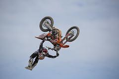 Petr Pilat Gas Arena best trick (lewis wilson) Tags: england jump freestyle flip dirtbike trick fos mx goodwood motorcross festivalofspeed goodwoodfestivalofspeed