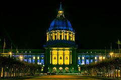 Gotham, San Francisco (Thomas Hawk) Tags: sanfrancisco california usa unitedstates cityhall unitedstatesofamerica gotham gothamcity sanfranciscocityhall fav10 batkid