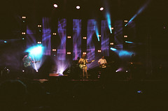 Alvvays at Glastonbury 2015 (adam sharp) Tags: uk summer england music canada classic film festival rock 35mm photography mju kodak britain stage band glastonbury somerset olympus canadian tent retro jp 400 indie british always portra musicfestival glasto johnpeel worthyfarm mju2 kodakportra mjuii glastofest mollyrankin alvvays glasto2015