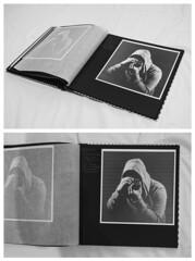 Self Portrait (BigLO_31) Tags: camera white black john dick e van portfolio bianco nero bruna carte oscura accademia provini stampa analogico contatto cianotipia kaverdash baritata politenata callitipia