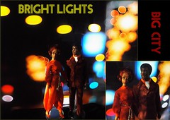 BRIGHT LIGHTS, BIG CITY (ModBarbieLover) Tags: brad 1971 mod doll barbie scene christie 1970