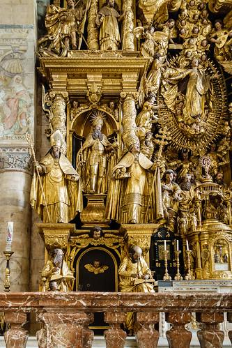Dom zu Gurk - Altar