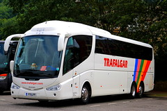 Mearns Exclusive Travel, Blantyre : YT11LPF (Buses and Trucks) Tags: trafalgar pb scania mearns irizar k400eb6 11reg yt11lpf