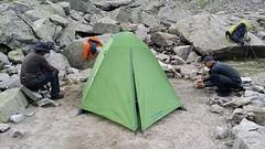 Campare la lacul Mandra