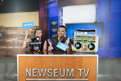 Newseum Nights: Game On