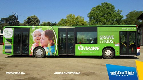 Info Media Group - Grawe osiguranje, BUS Outdoor Advertising, Banja Luka 07-2015 (2)