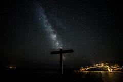 The Milky Way over Burgh Island (yadrad) Tags: south 14mm southdevon themilkyway thewestcountry devonburgh islandastroastro photographystarsnightbigburythe hamssamyang
