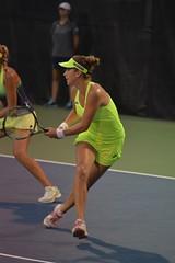 Belinda Bencic and Kristina Mladenovic (mrenzaero) Tags: tennis wta bencic belindabencic kristinamladenovic citiopen