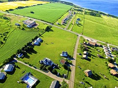 Cavendish PEI (Jamie McCaffrey) Tags: summer kite landscape photography aerial princeedwardisland kap pei cavendish 2015 bosombuddiescavendish