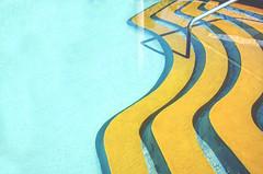 Alberca. (Paco Baeza) Tags: alberca pool stairs escalones water agua hotel piscina nikon travelandleisure natgeo lonelyplanettraveller bbctravel traveler photographer