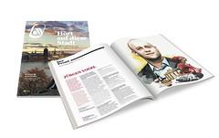 AirBerlin Magazin: Jürgen Vogel (LUIS TINOCO - ILLUSTRATOR) Tags: illustration illustrator ilustrador ilustracion illustrations jurgen vogel jürgen airberlin berlin acator ilustración