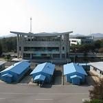 Nordkorea, Demarkationslinie