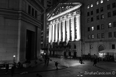 Wall Street (jonnycann) Tags: nyc newyorkcity wallst
