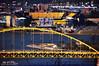 Here We Go (Hi-Fi Fotos) Tags: heinz field pittsburgh pennsylvania steelers home black yellow bridge city urban fortpitt nikon d5000 hififotos hallewell