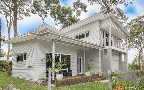 21 Grey Gum Trail, Murrays Beach NSW