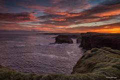 Cliffs of Kilkee (Anne.Berger) Tags: cliffsofklikee ireland irland wildatlanticway steilküste kliff meer atlantik atlantic sunrise