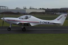 11/12/16 - Dynamic WT9 UK - G-CMEW (gbadger1) Tags: wellesbourne mountford airfield december 2016 matters sunday 11 eleventh dynamic wt 9 uk gcmew egbw